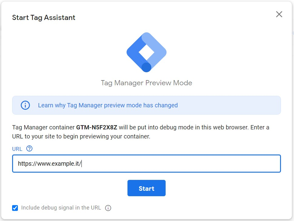 tag assistant google tag manager